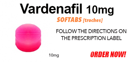 Compounded by a licensed pharmacy, Vardenafil 10mg Soft Tabs help treat Erectile Dysfunction.